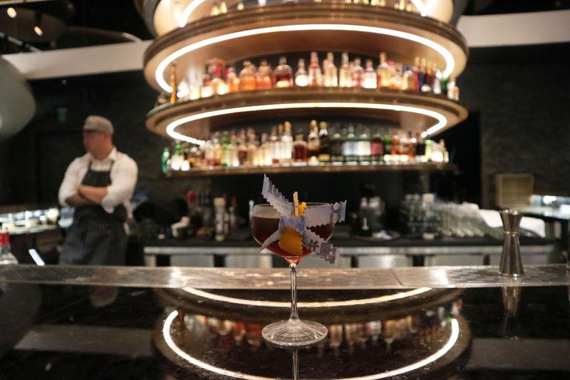 全美十大調酒師Ran Duan位於KOR Taipei的調酒創作