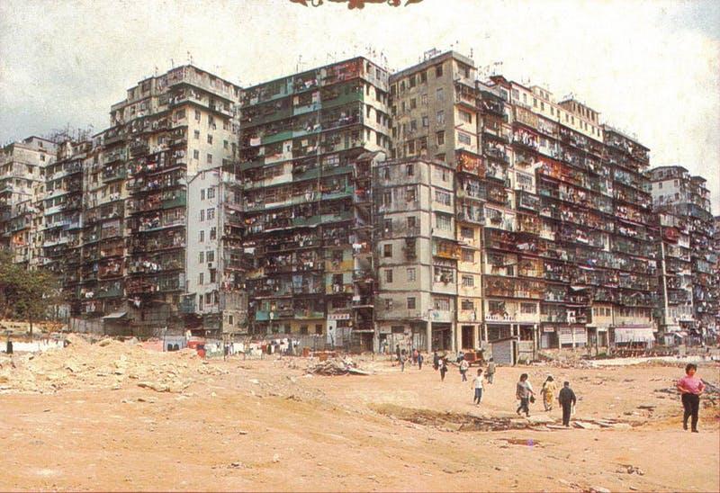 《阿飛正傳》在此留下永恆的伏筆:消失的香港記憶——九龍城寨