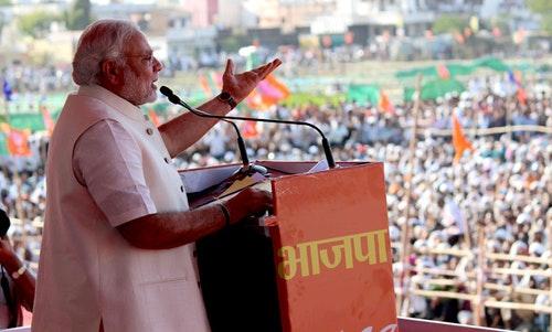 Photo Credit:  Narendra Modi  CC BY SA 2.0