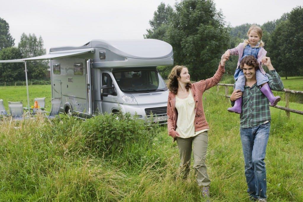 對於富人而言,房車僅作為旅遊、露營的「工具」,而非作為長期居住的「處所」。Photo Credit: Reuters/達志影像