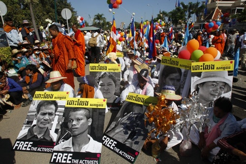 Cambodia Human Rights Day