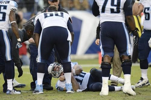 比賽激烈的NFL,傷害層出不窮。Photo Credit: AP / 達志影像