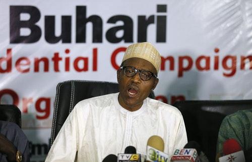 Muhammadu Buhari|Photo Credit: Reuters/達志影像