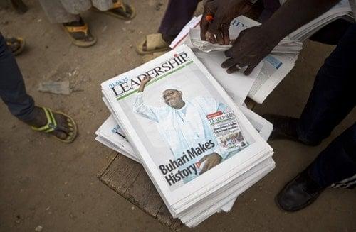 博科聖地曾恐嚇奈國東北地區選民不要參與投票。但正是博科聖地的威脅,以及長久以來的貪腐問題,造就3月舉行了歷來選情最緊繃的總統選舉,並促成首次政黨輪替。Photo Credit: AP/達志影像