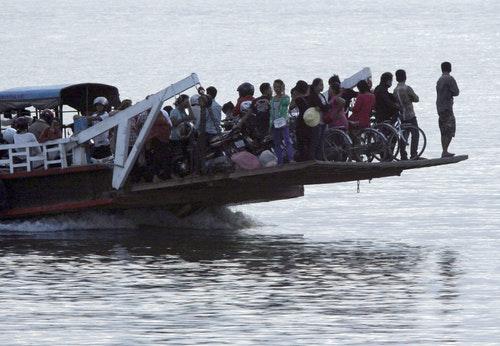 Cambodia Mekong Dam Battle