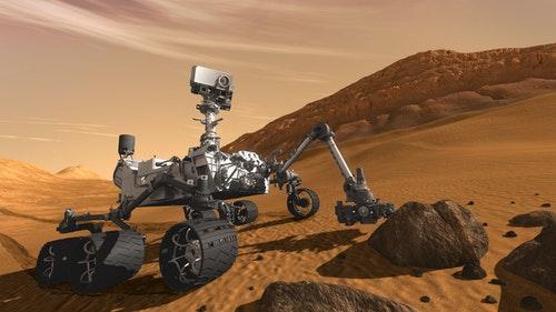 Photo Credit: NASA  public domain