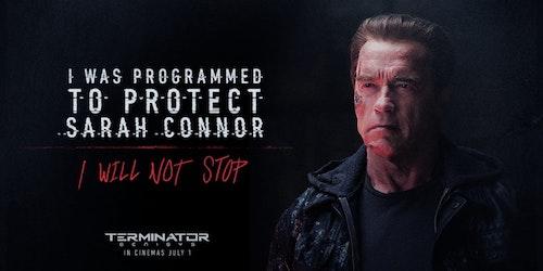 Photo Credit: Terminator Genisys FB