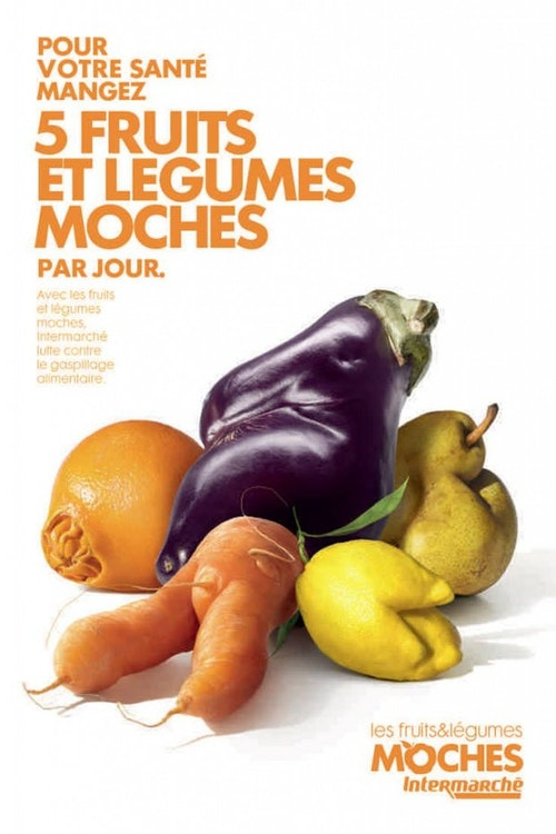 Photo Credit: Les fruits et légumes moches粉絲專頁