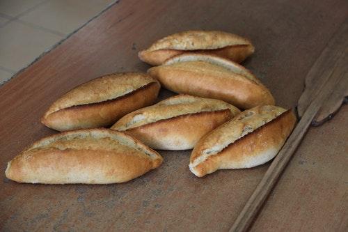 土耳其麵包(Ekmek)。Photo Credit: Arne Krueger CC BY-SA 2.0