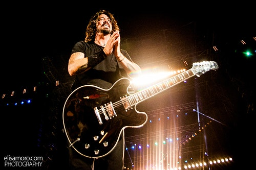 Dave Grohl!Photo Credit:Elisa Moro CC BY 2.0