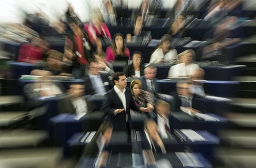 APTOPIX France EU Greece Bailout