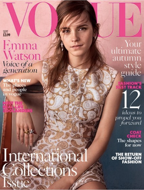 Photo Credit: Emma Watson FB