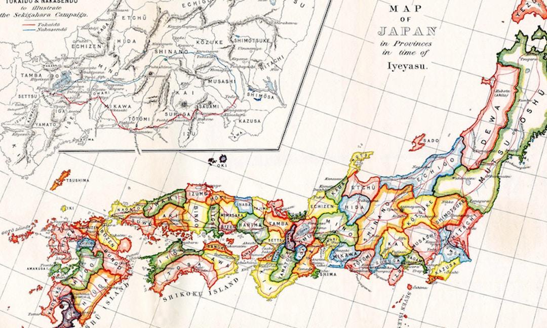 你可能去過日本,但你知道日本到底有多大嗎? 8張圖表把台灣與日本47個都道府縣超級比一比