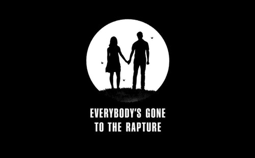 Photo Credit: Everybody's Gone to the Rapture