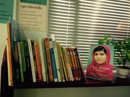 豐田の冊所:村子裡的公益書店