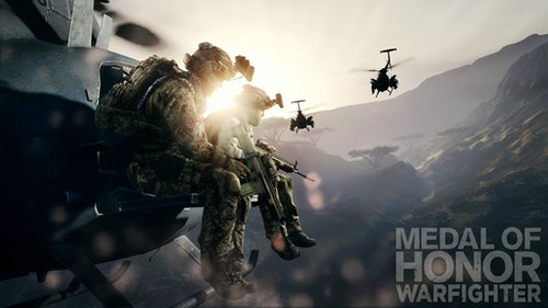 Photo Credit: Medal of Honor Warfighter
