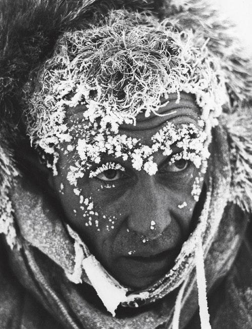 Polar explorer Allan Gill.