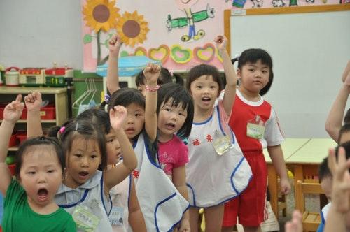 按照身高排隊或安排座位,從幼稚園就開始