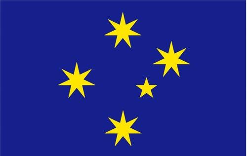 南十字星旗(Southern Cross)