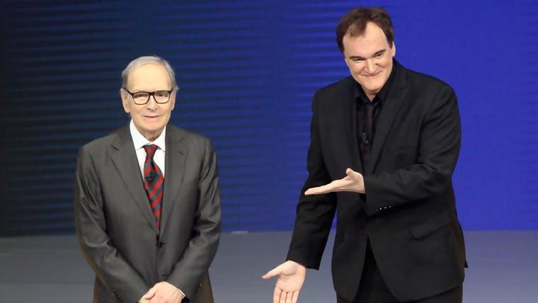 八惡人 The Hateful Eight 昆汀塔倫提諾 Quentin Tarantino 顏尼歐莫利克奈 Ennio Morricone