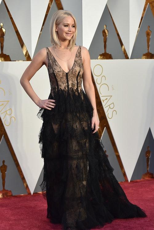 Jennifer Lawrence . AP/達志影像