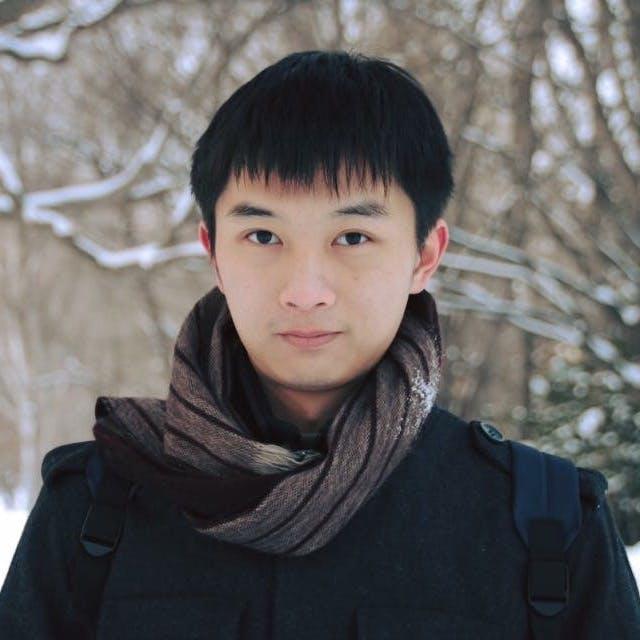 林儒弘(Ju-Hung Lin)
