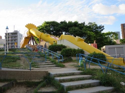 圖五:大阪扇町公園