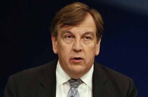 英國文化大臣 John Whittingdale,攝於2015年10月5日 |Photo Credit: Phil Noble/Reuters/達志影像