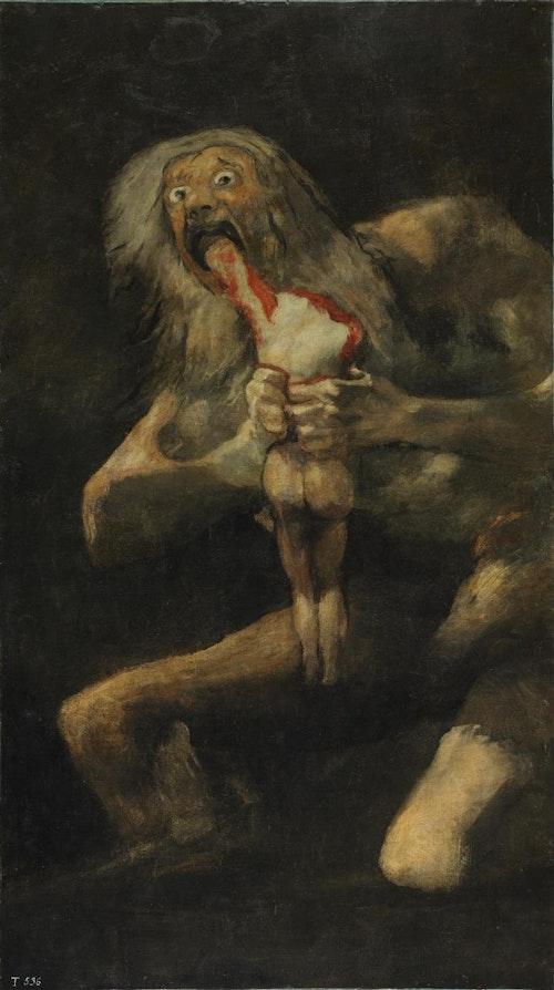 Photo Credit: Francisco Goya Public Domain