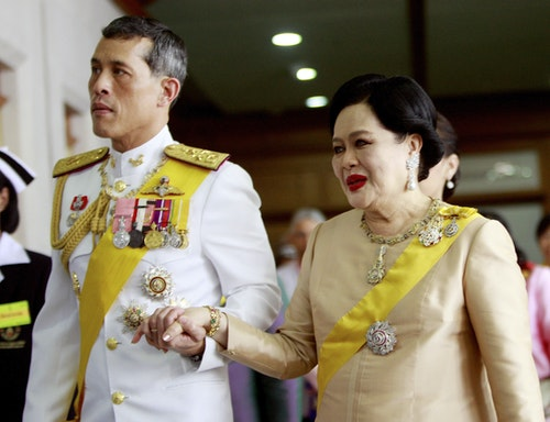THAILAND OBIT KING BHUMIBOL