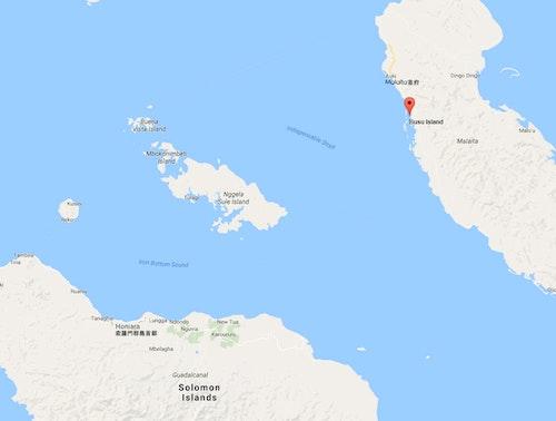 busu island