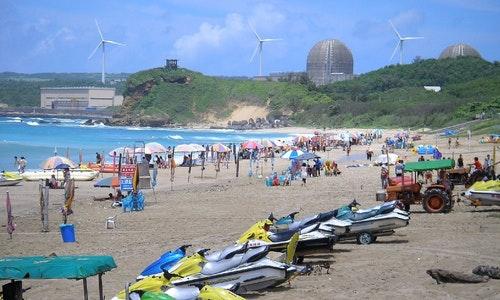 墾丁_核三_kenting_beach_nuclear 3