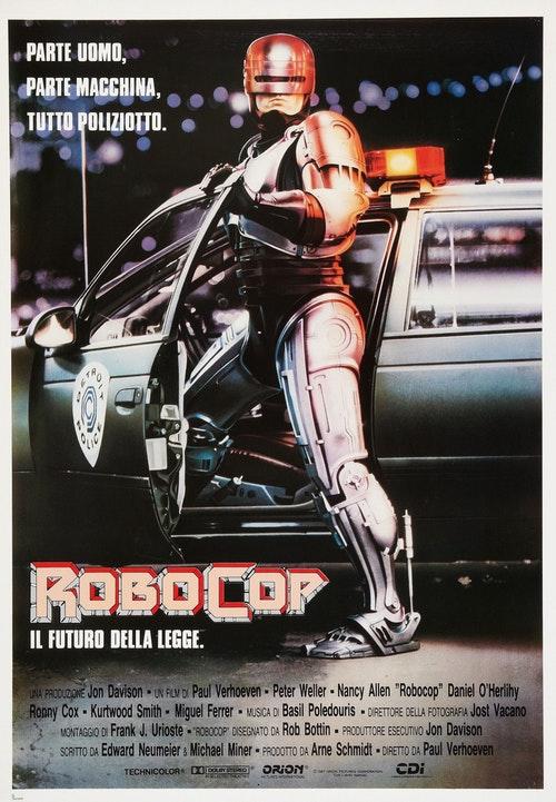機器戰警 Robocop