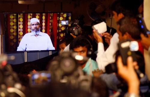 INDIA ISLAMIC PREACHER