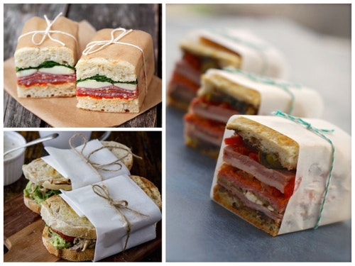 wrapped-sandwiches