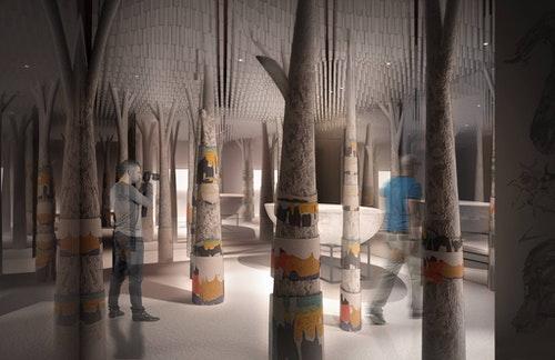 2016年倫敦設計雙年展臺灣館