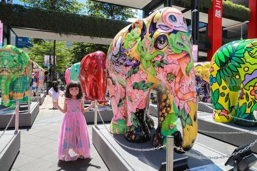 新光三越X「大象巡遊」ELEPHANT_PARADE®-2