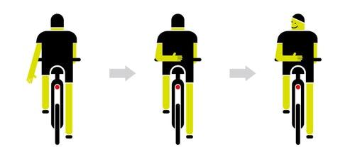 自行車方向指示6