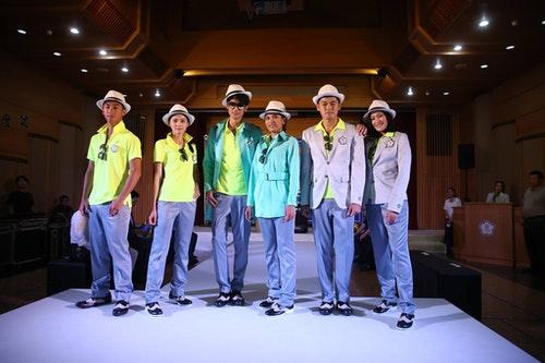 中華奧會 里約奧運 制服 隊服