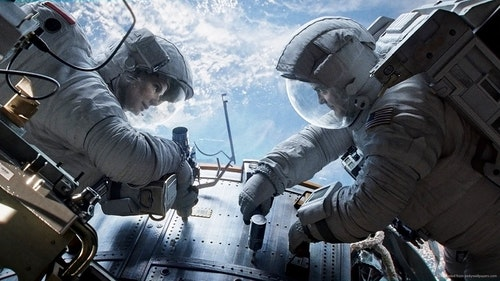 地心引力 Gravity-2013-Bullock-Clooney