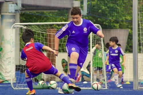 陳信安足球學校與CHELSEA_FC_Soccer_School_(HK)聯名合