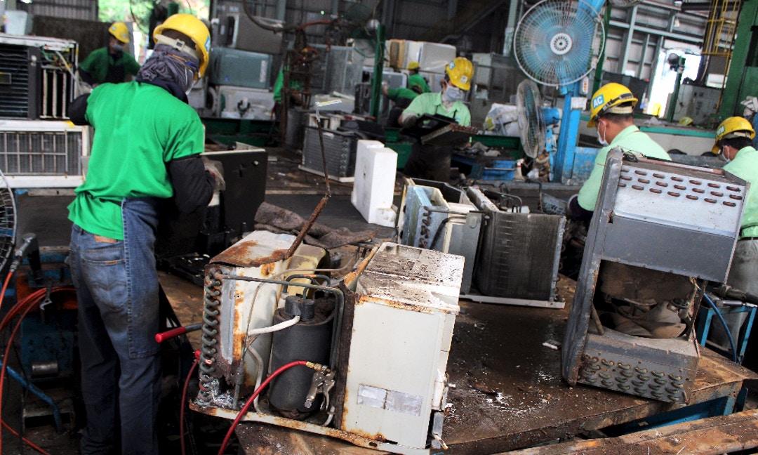 為什麼廢家電要回收?回收處理專家告訴你(上)資源循環篇