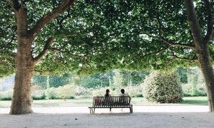 巴黎的庭園與公園