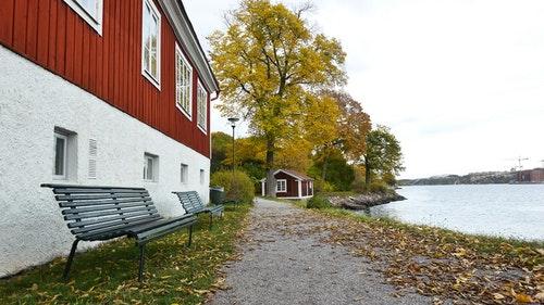 IKEA、肉桂捲,原來還有這些2_艾達過著獨居生活,時常騰出家裡的沙發,接待各國