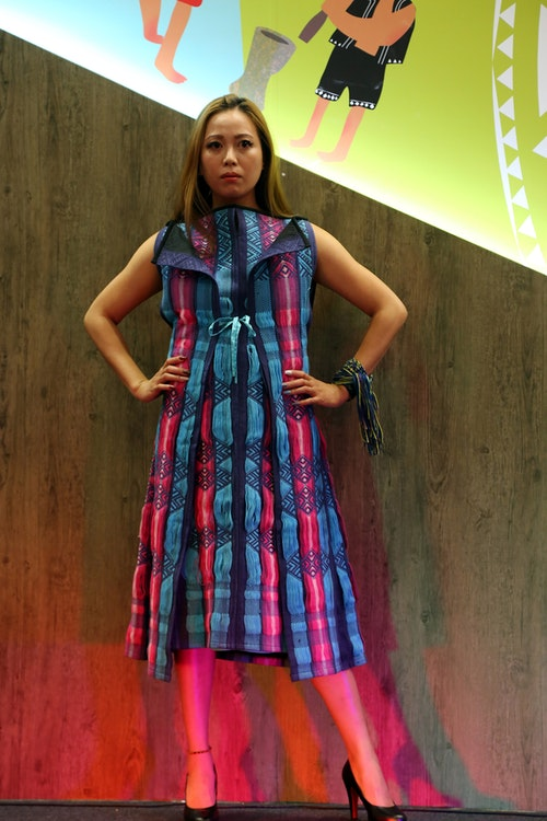 Fashion As Activism Fusing Indigenous Textiles With The Modern World The News Lens International Edition