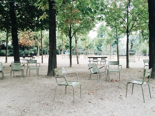 盧森堡公園1