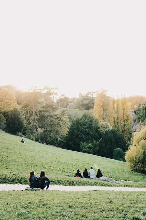 秀蒙丘公園