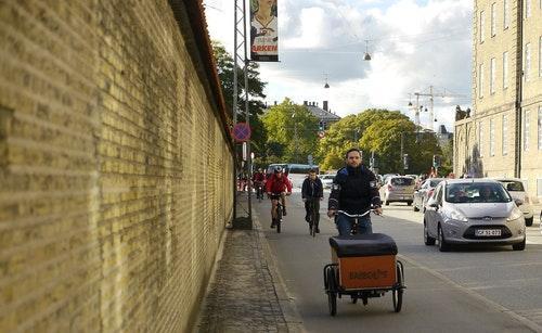 自行車的異想之路1_丹麥政府為了減低二氧化碳的排放量,於一八九二年啓用第一條自行