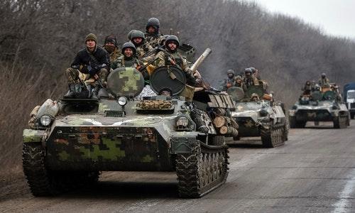 烏克蘭_部隊_撤退