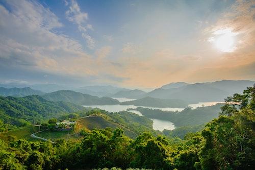 taiwan_mountain_台灣_山
